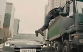 """Phim """"Biệt Đội Siêu Anh Hùng"""" mới tràn ngập xe Audi"""