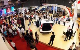 Triển lãm Ô tô Việt Nam 2015 sẽ trưng bày 150 xe trị giá 250 tỷ Đồng