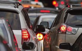 """Xe tự lái có thể giảm tình trạng """"tắc đường ma"""""""
