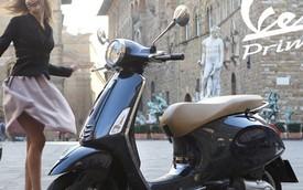 5 điểm khác biệt của Vespa Primavera có thể bạn chưa biết
