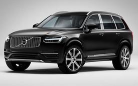 Cận cảnh mẫu xe sang trọng nhất từ trước đến nay của Volvo