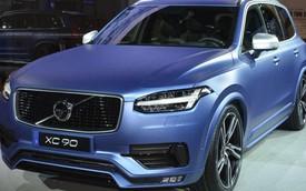 Cận cảnh SUV hạng sang Volvo XC90 phiên bản thể thao hơn