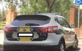 Bị phạt tiền vì tung ảnh xe cảnh sát đỗ sai chỗ lên mạng