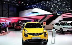 Người châu Âu chuộng xe Nissan hơn cả Toyota và Hyundai