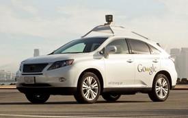 Xe tự hành của Google có liên quan đến 11 vụ tai nạn