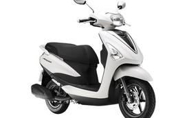 Yamaha Acruzo ra mắt, cốp rộng như Honda Lead, giá từ 34,99 triệu Đồng