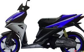 Yamaha Aerox 125 – Xe ga hoàn toàn mới sắp ra mắt