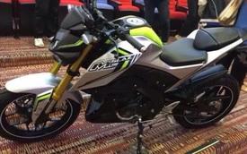 Xe naked bike Yamaha MT-15 sắp chính thức ra mắt