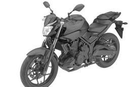 Sau xe giá rẻ MT-25, Yamaha sắp bán thêm naked bike MT-03