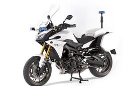 Yamaha MT-09 Tracer phiên bản dành cho cảnh sát Pháp