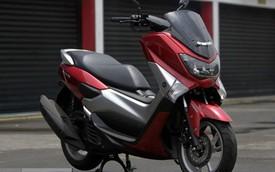 Cận cảnh xe ga Yamaha NMax hoàn toàn mới