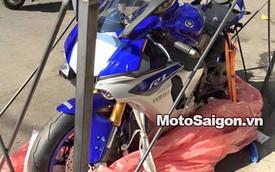 Siêu mô tô Yamaha R1 2015 đã có mặt tại Việt Nam