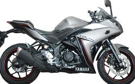 Yamaha giới thiệu R25 ABS phiên bản mới, giá từ 97,7 triệu Đồng
