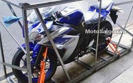 Mô tô thể thao Yamaha R3 xuất hiện trên đường phố Việt Nam