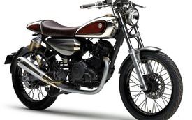 Yamaha Resonator125: Phong cách cổ điển, công nghệ hiện đại
