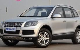 """Yema T70 - Xe SUV """"lai căng"""" giữa Land Rover và Jeep"""
