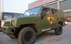 """Yongshi Warrior - """"Xe Jeep"""" mới của quân đội Trung Quốc"""