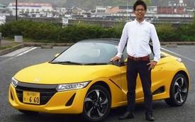 """Gặp """"cha đẻ"""" 8X của mẫu xe đầy mâu thuẫn Honda S660"""