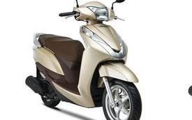 """Xe ga """"vô địch cốp to"""" của Honda ra bản mới"""