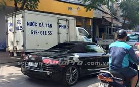 NÓNG: Audi R8 V10 Spyder mới về Sài Gòn biển tứ quý cực đẹp