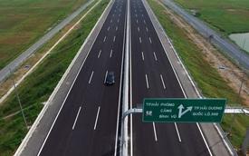 Cận cảnh cao tốc 6 làn Hà Nội - Hải Phòng trước ngày thông xe toàn tuyến