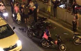 Hà Nội: Tai nạn trong hầm Kim Liên, 2 người nguy kịch