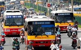 Hà Nội hạn chế xe buýt để giảm ùn tắc: Ngược đời