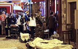 Chấn động: 6 vụ tấn công liên hoàn, 3 vụ nổ ở Paris, hơn 150 người thiệt mạng