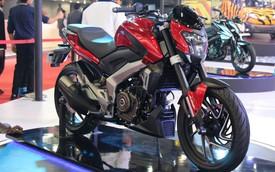 Xe côn tay Bajaj Pulsar CS200 ra mắt trong năm sau