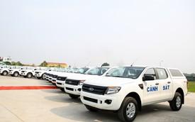 Bộ Công An mua 75 xe Ford Ranger XL