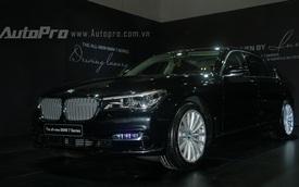 Bắt gặp BMW 7 Series thế hệ mới lăn bánh tại Hà Thành