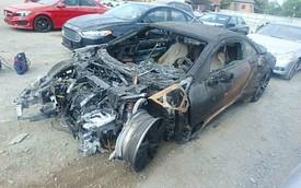 Bị thiêu rụi hoàn toàn, BMW i8 có giá thanh lý 292 triệu Đồng