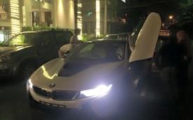 Siêu phẩm BMW i8 đầu tiên cập bến Đà Nẵng