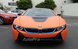 """BMW i8 vừa ra màu độc đã """"nhăm nhe"""" về Việt Nam"""
