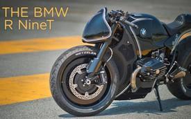 Top 5 bản độ BMW R nineT đẹp đến mức khó rời mắt