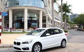 Xe gia đình BMW 2-Series Active Tourer chốt giá 1,368 tỷ Đồng tại Việt Nam