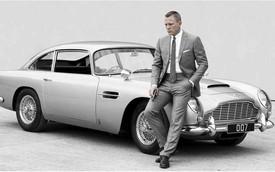 10 siêu xe đi cùng năm tháng của điệp viên 007