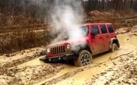 """Cách nhanh nhất để """"phá"""" chiếc Jeep Wrangler mới """"cứng"""""""