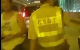 """CSGT bị người dân tố """"vô lễ"""" lên tiếng"""