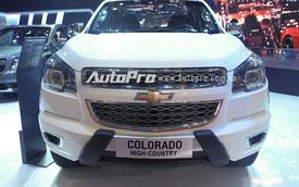 Chevrolet Colorado High Country ra mắt tại Việt Nam giá từ 799 triệu