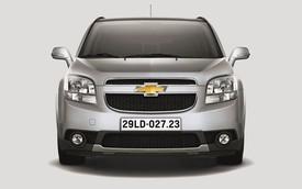 GM Việt Nam âm thầm ra mắt Chevrolet Orlando 2015, Innova gặp đối thủ
