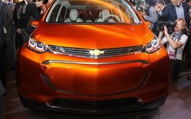 Chevrolet ra mắt xe điện giá rẻ điện cạnh tranh Tesla Model S