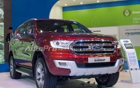 """Chiêm ngưỡng hàng hot Ford Everest thế hệ mới giữa tâm điểm """"loạn giá"""""""