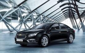Chevrolet Cruze mới: Khoản đầu tư xứng đáng