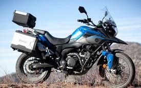 Xe adventure 250cc của Trung Quốc đủ tiêu chuẩn đến Mỹ