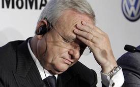 CEO Volkswagen từ chức vì bê bối gian lận