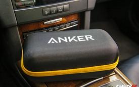 Đánh giá pin sạc dự phòng có khả năng kích điện cho ô tô chết ắc-quy