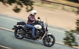 Ngày mai, Kawasaki sẽ giới thiệu 2 mẫu mô tô mới tại Việt Nam
