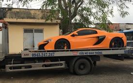 Diện kiến siêu xe McLaren 650S Spider đầu tiên tại Việt Nam