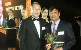 """Hyundai Thành Công nhận danh hiệu """"nhà phân phối của năm"""""""
